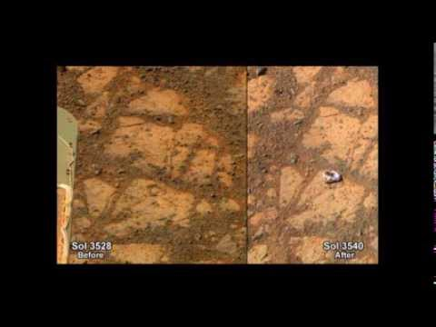 "Mars News Briefing: Jan. 23, 2014 ""Jelly Donut"""