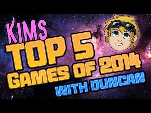 Yogscast Duncan's Top 5 Games of 2014!