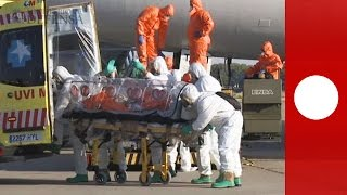 Ebola: Transported into Spain Are We MAD!