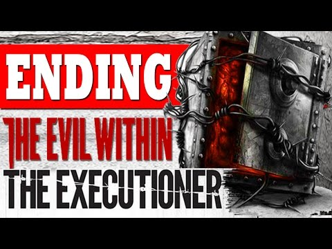 The Evil Within The Executioner ENDING Final BOSS Dark Keeper Walkthrough PS4 XBOX PC [HD]