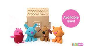 Sago Mini Plush Set Unboxing Video
