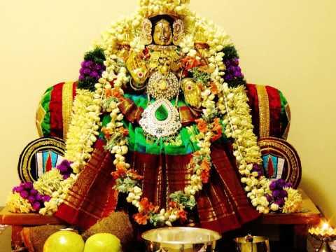 Hymns on Sri Mahalakshmi - Sri Lakshmi Dhyanam-Siddhalakshmi...