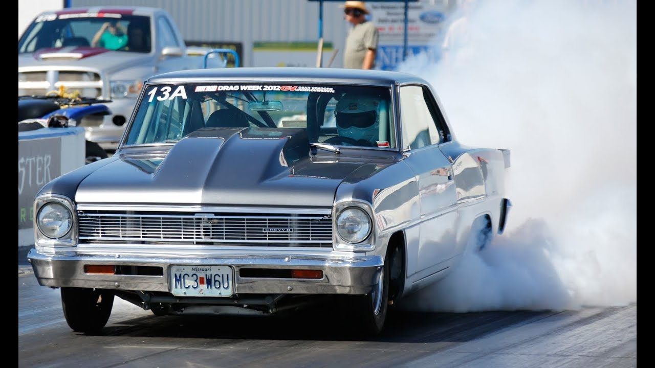 Fastest Street Cars Drag Racing