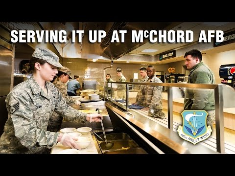 Services: McChord Air Force Base