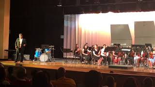 Gaithersburg High School (GHS) Symphony Orchestra 5
