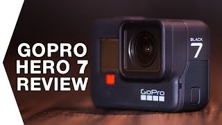 GoPro Hero 7 vs 6 I REVIEW & Vergleich