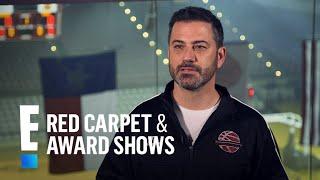 Jimmy Kimmel & Ted Cruz Talk Trash at Basketball Game | E! Red Carpet & Live Events