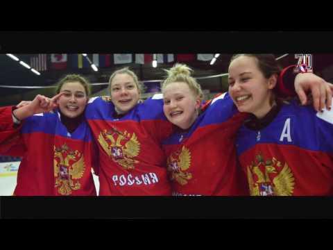 Как женская молодёжная сборная играла на МЧМ