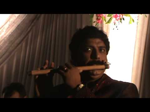 tare mare hotho pay on flute by sunil sharma indore