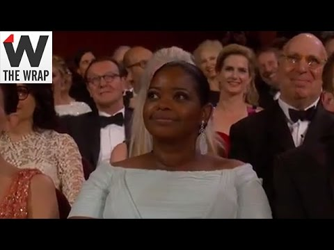 Oscars: Octavia Spencer Gives Us All the Emotions in 11 Seconds