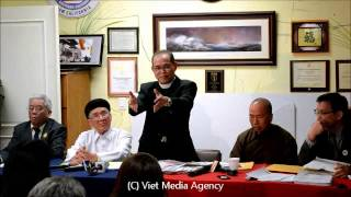 GM Tin Lành Trần Thanh Vân rủa xả Hòa Thượng Thích Quảng Thanh