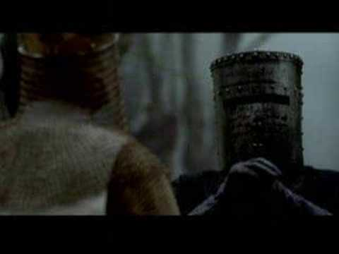 Monty Python And The Holy Grail- The Black Knight video