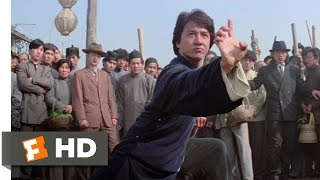 The Legend of Drunken Master (3/12) Movie CLIP - Friendly Fight For Fish (1994) HD