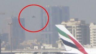 Dubai Airport Under Attack 12/06/2016 | UFO Spotted Over Dubai Airport | Latest UFO Alien Sightings