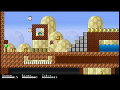 download psp game - mario bros
