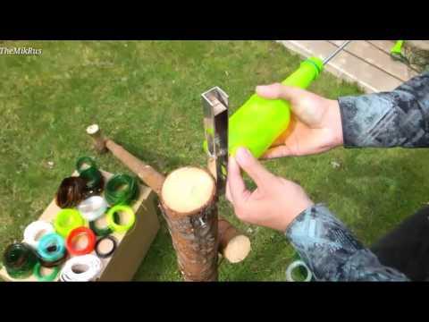 Как сделать леску с пластиковой бутылки