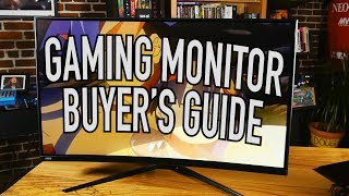 Gaming Monitors: What to Know Before You Buy   feat. Pixio PXC32