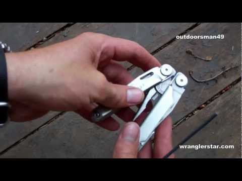 Leatherman Wave Secret Function Revealed