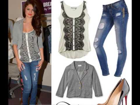 Selena Gomez Street Style 2013 thumbnail