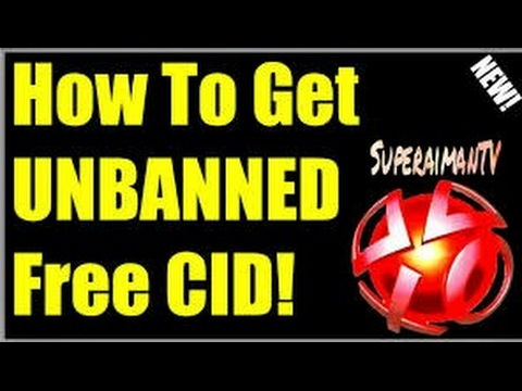 HOW TO UNBAN A PS3 CID EASY! (UNBAN A JB PS3 CONSOLE ID!) *TUTORIAL 2017