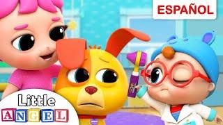 Juguemos al Doctor | Canciones Infantiles | Little Angel Español