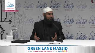 Video: With the Prophets: Elijah - Sajid Ahmed Umar (GLM)