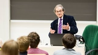 "Prof. Roger Penrose - ""Fashion, faith and fantasy in the new physics of the Universe"""