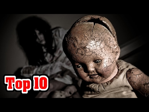 Top 10: Most Cursed Objects