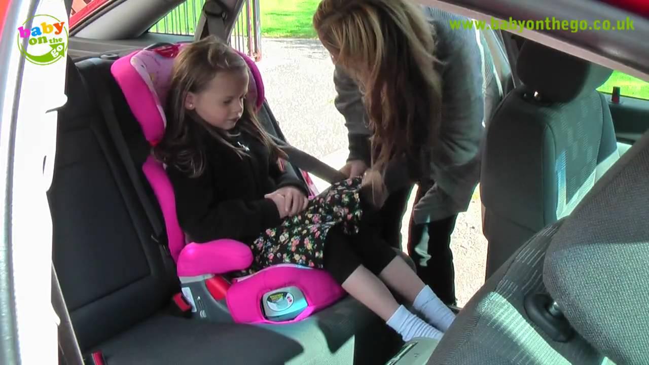 graco car seat installation manual
