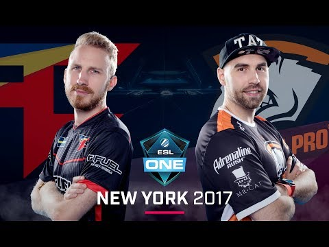 CS:GO - FaZe vs. Virtus.pro [Cache] - Group B - ESL One New York 2017