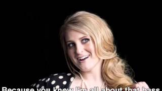 Meghan Trainor   All About That Bass مترجمة عربى