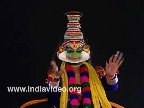 Kathakali Ashtakalasam video