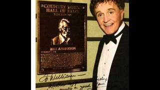 Watch Bill Anderson When I Loved Her video