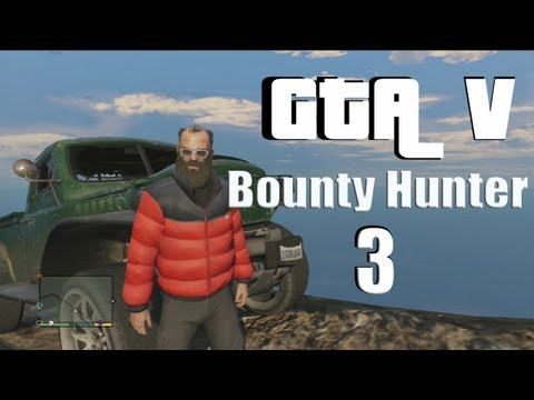 GTA 5 Bounty Hunter mission 3