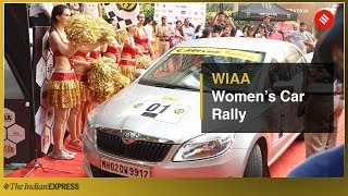 2019 Western India Automobile Association Women's Rally to the Valley