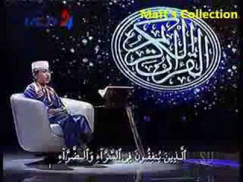 M  Alvin Firmansyah   Qs  Al Imron 133   135 Di Wisuda Akbar Hafidz Indonesia 6 Agustus 2013   Youtu video