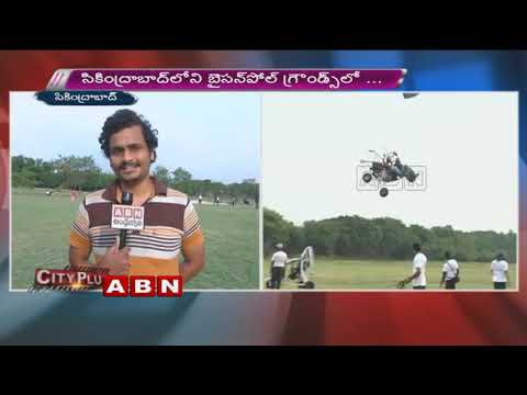 Public Talk on Paramotoring Event | Secunderabad
