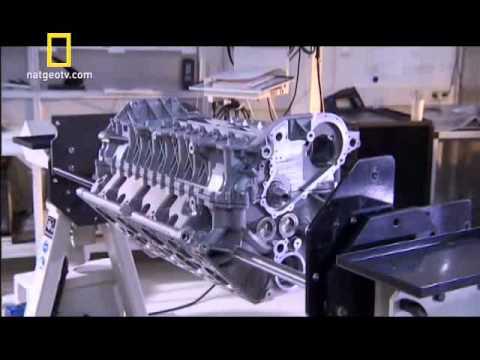 Obras incriveis - Bugatti Veyron part1