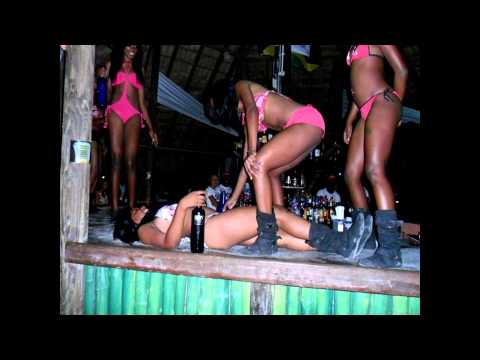 JAMAICAN GIRL- JIMMY TRENCH TOWN