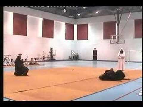 Warrior Within Dojo Inc. Saudi Arabia 2004 clip2