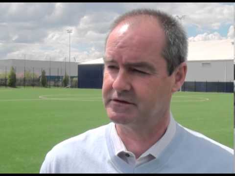 Steve Clarke on his first season at West Bromwich Albion