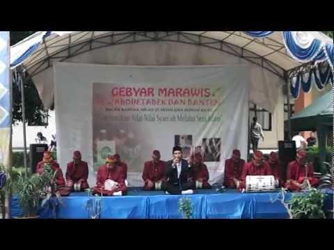 Hajir Marawis El-Maalik ( Nurul Iman ) - Ya Rasulallah In UIN...