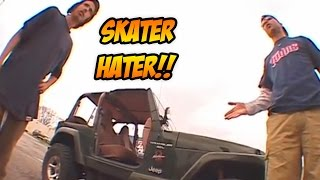 SKATERS vs. HATERS #36! | Skateboarding Compilation | Skaters vs Angry People