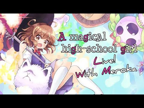 A Magical High School Girl - The Way Home from Club Activity