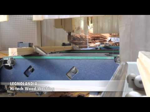 LEGNOLANDIA - Hi-tech wood working