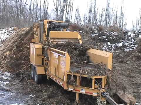 Дробилки дерева своими руками