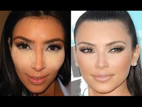 KIM KARDASHIAN CONCEALER TUTORIAL FOR THE OVER 30's!!