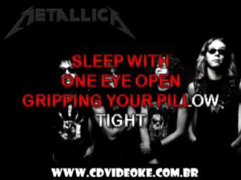 Metallica   Enter Sandman