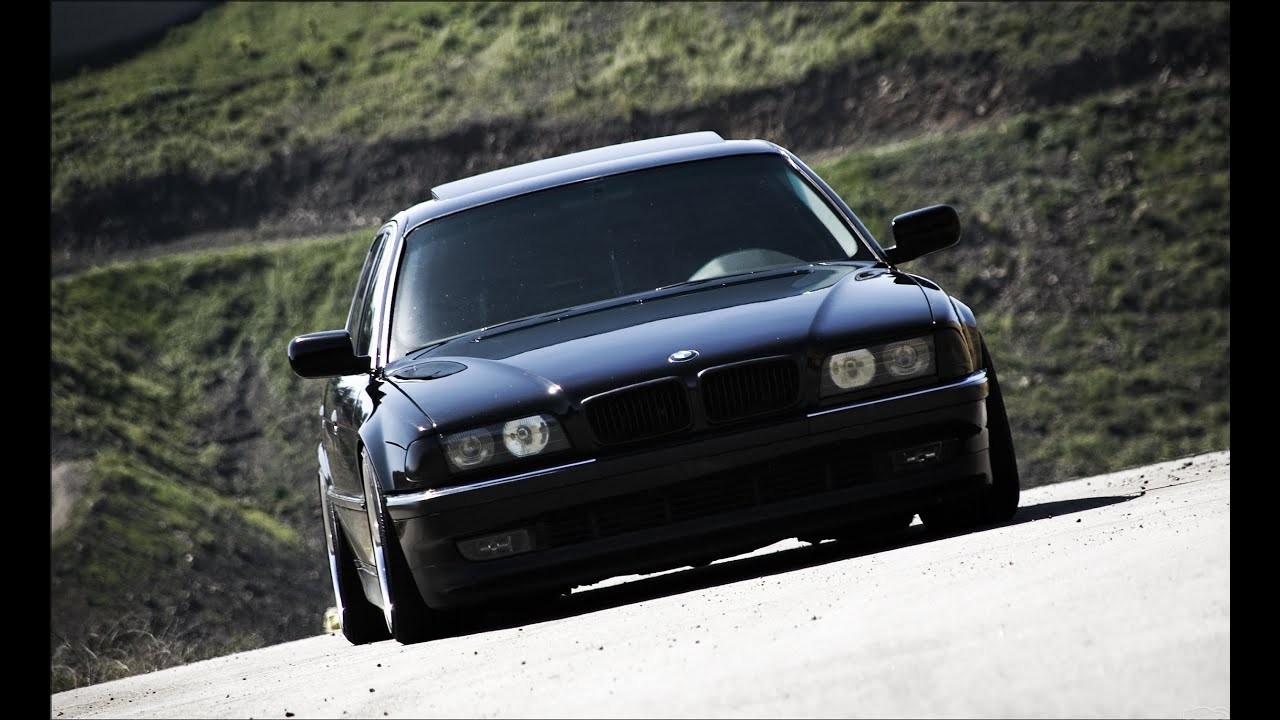 Black Bmw M5 E34 1991 Youtube