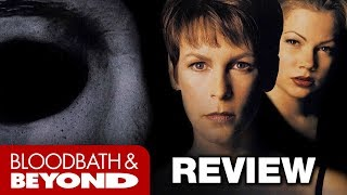 Halloween H20: 20 Years Later (1998) - Horror Movie Review